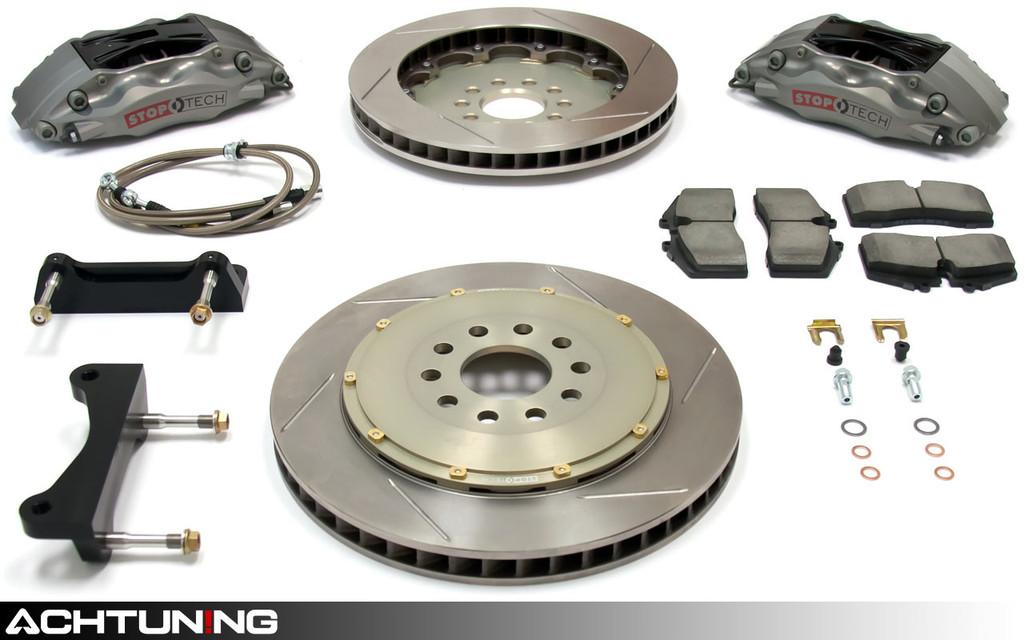 StopTech 83.895.4300.R 328mm STR-40 Trophy Big Brake Kit VW Mk7 GTI