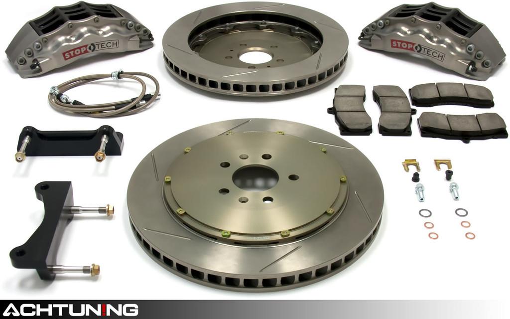 StopTech 83.118.4700.R 355mm STR-40 Trophy Big Brake Kit Audi Mk2 TT Quattro and TTS