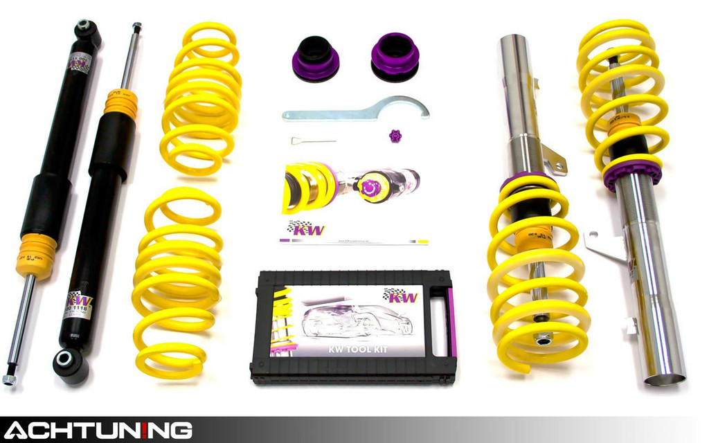 KW 1521000M V2 Coilover Kit Audi 8V A3 Quattro and S3