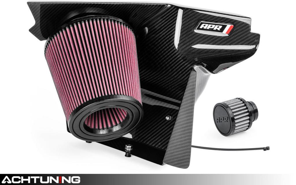 APR CI100037 Carbon Fiber Cold Air Intake Audi 3.0T
