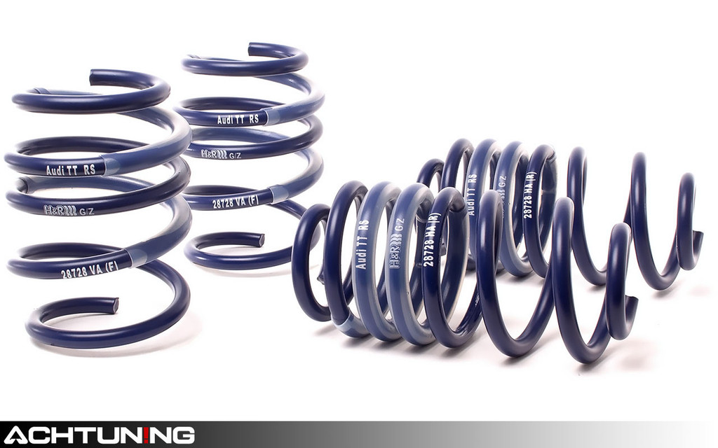 H&R 28728-1 Sport Springs Audi Mk3 TT RS