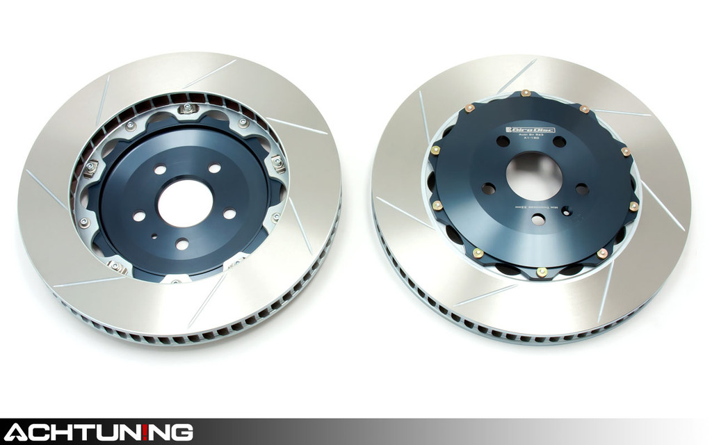 Girodisc A1-180 Front Brake Rotor Pair Audi 8V RS3 and Mk3 TT RS