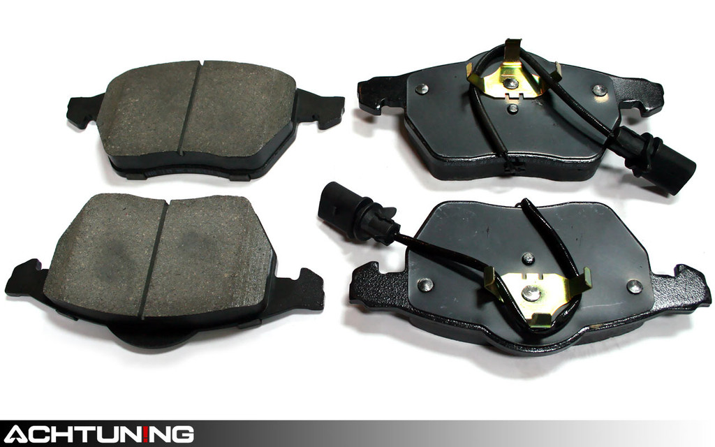 Centric 104.08400 Semi-Metallic Front Brake Pads Audi and Volkswagen
