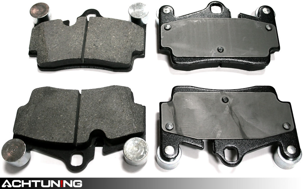 Centric 104.09780 Semi-Metallic Rear Brake Pads Audi and Volkswagen