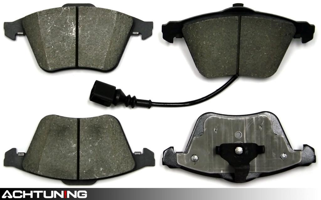 Centric 104.11110 Semi-Metallic Front Brake Pads Audi and Volkswagen
