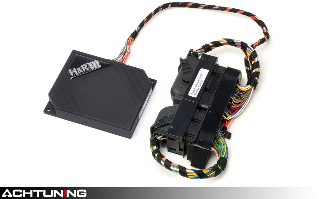 H&R 29244-3 ETS Electronic Lowering System Audi D3 A8 and S8