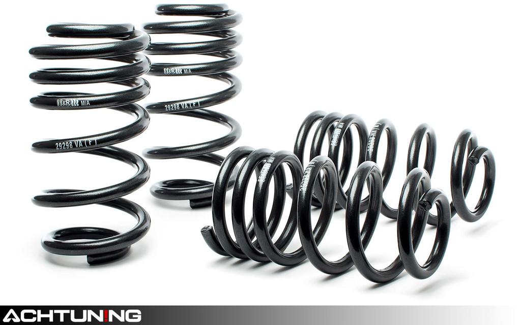 H&R 29298-1 Sport Springs Audi C5 RS6