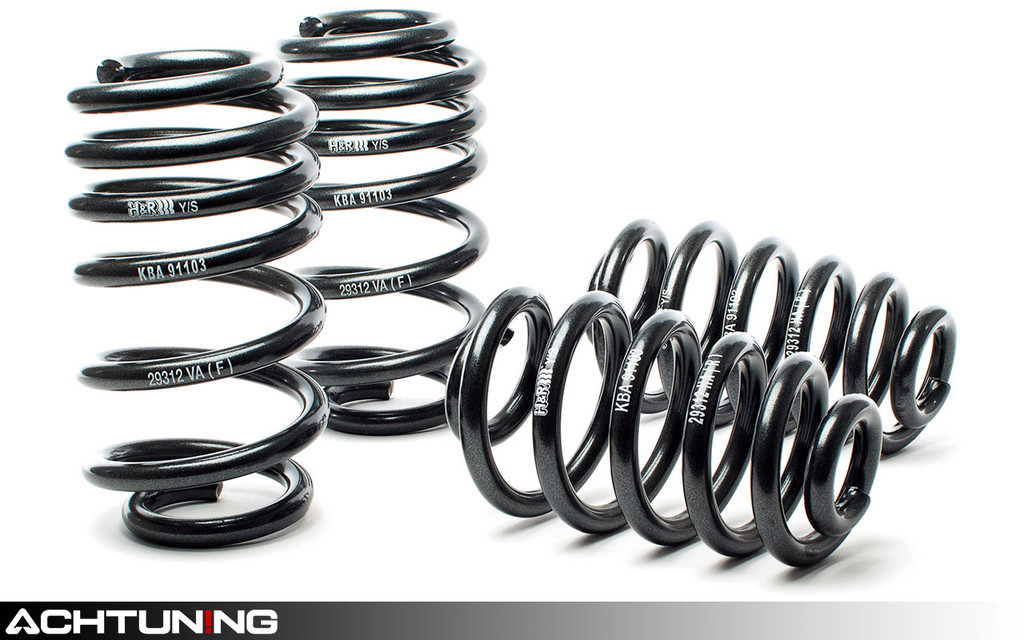 H&R 29312-1 Sport Springs Audi B6 and B7 A4 Cabriolet