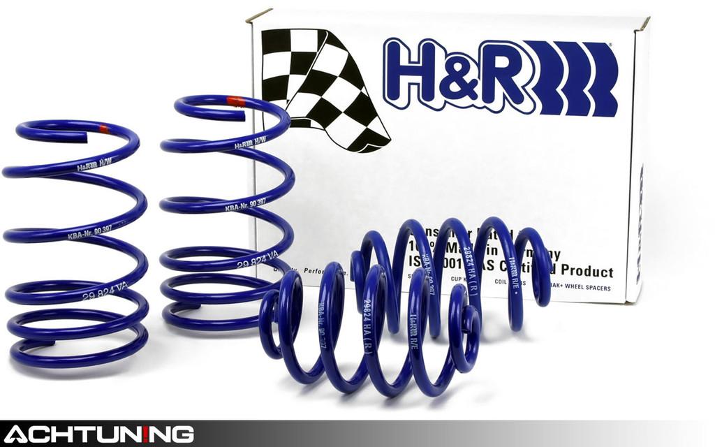 H&R 29754-2 Sport Springs BMW RC Z3 6-cyl