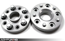 H&R 40555712 5x112 DRA 57mm CB 20mm Wheel Spacer Pair Audi and Volkswagen