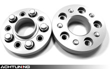 H&R 50556651 5x112 DRA 66mm CB 25mm Wheel Spacer Pair Audi and Porsche