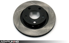 StopTech 126.33089SL 269mm Slotted Left Rear Rotor Audi C5 allroad 4.2L