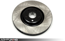 StopTech 126.33134SL 356mm Slotted Left Front Rotor Audi C7 A6 and A7