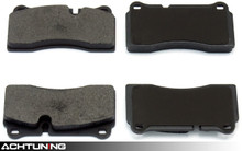 Centric 104.16630 Semi-Metallic Front Brake Pads Audi and Volkswagen