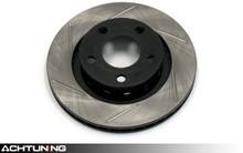 StopTech 126.33061SR 269mm Slotted Right Rear Rotor Audi D2 A8