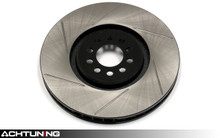 StopTech 126.33078SR 330mm Slotted Right Rear Rotor Audi and Volkswagen