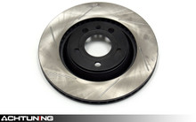 StopTech 126.33103SR 288mm Slotted Right Front Rotor Audi B6 A4 1.8T
