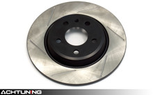 StopTech 126.33104SR 302mm Slotted Right Rear Rotor Audi C6 A6 3.2L