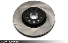 StopTech 126.33107SR 312mm Slotted Right Front Rotor Audi