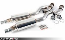 AWE Tuning 3215-11046 Resonated Downpipes Audi B8 RS5