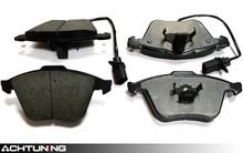 Centric 104.09153 Semi-Metallic Front Brake Pads Volkswagen