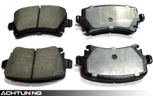 Centric 104.11080 Semi-Metallic Rear Brake Pads Audi and Volkswagen