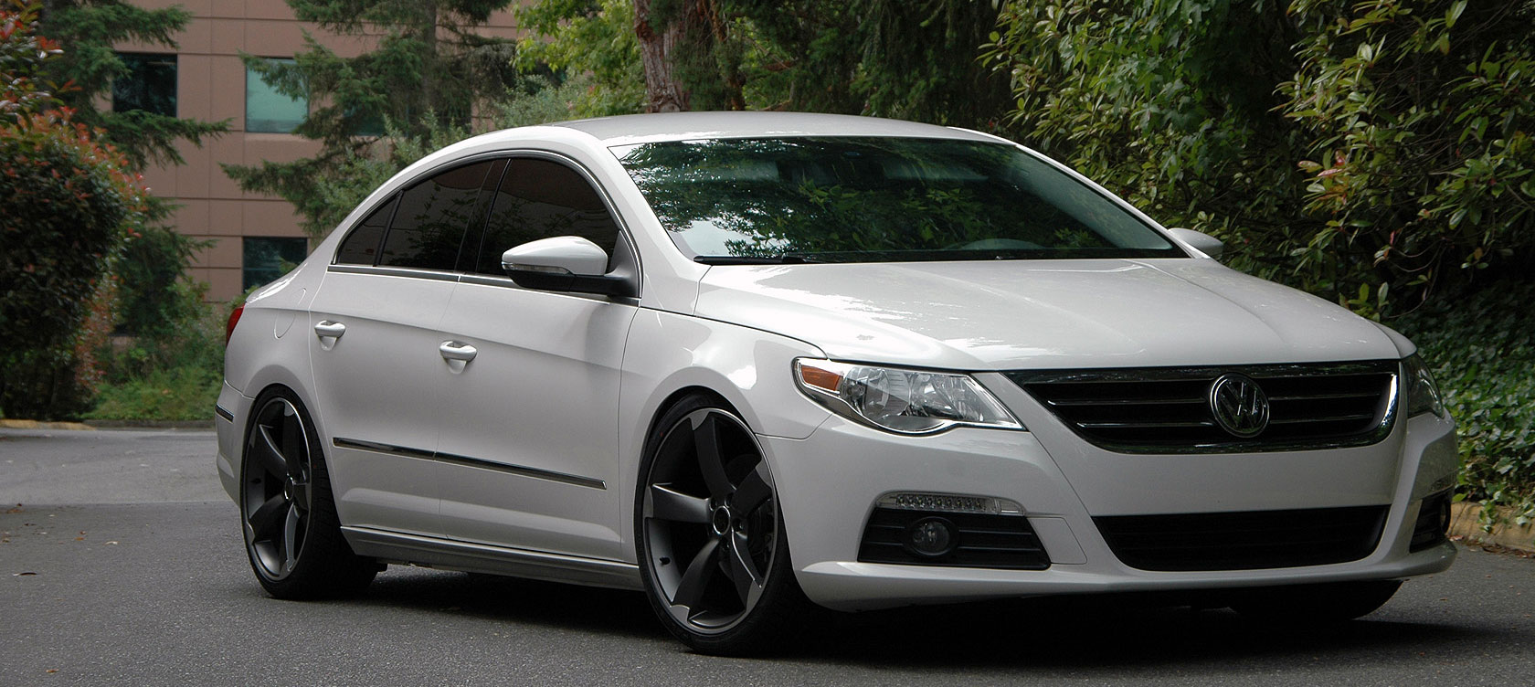 Performance parts and upgrades for VW CC - Achtuning