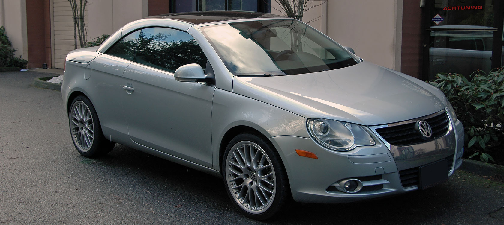 Performance parts and upgrades for VW Eos - Achtuning