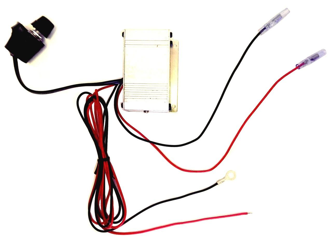 pwm12v10a 12v dc pwm speed controller reverse polarity protected rh makermotor com 12V DC Inverters 400W 12V DC Grounding Bars