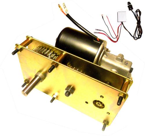 Pn00113 6 6 Rpm Gear Motor 12vdc High Torque Makermotor