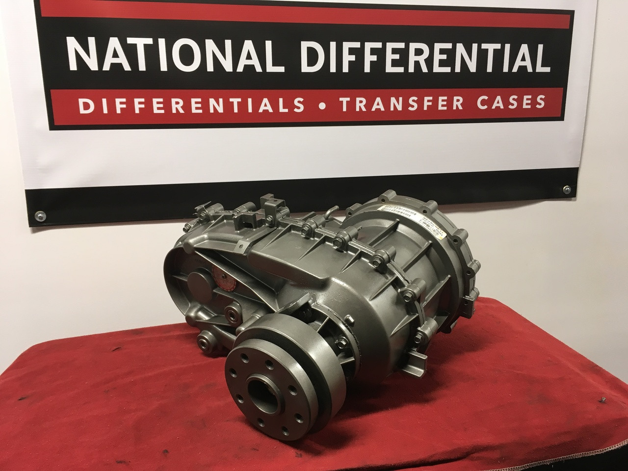 New Process NP 241J Transfer Case For 2007, 2008, 2009, 2010, 2011