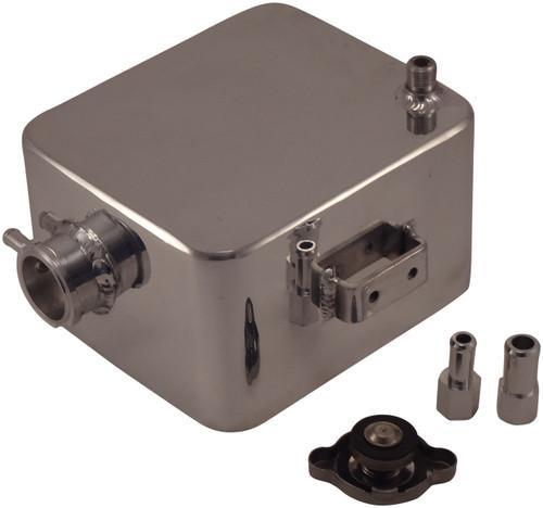 Polished Aluminum Alcohol Methanol Injection Reservoir