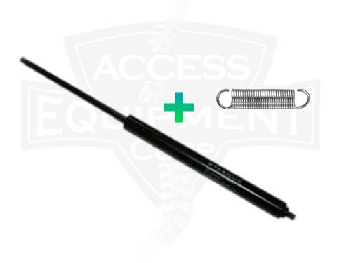"""Omni Cervical Lift Cylinder 18"""" Table & Cervical Lock Spring Combo Kit"""