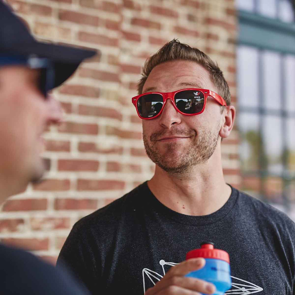 Sunglasses - Team RWB