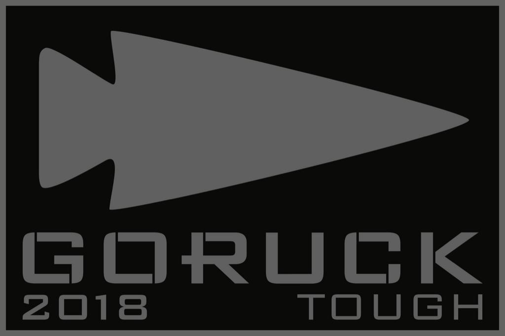 Patch for Tough Challenge: Roanoke, VA 03/02/2018 21:00