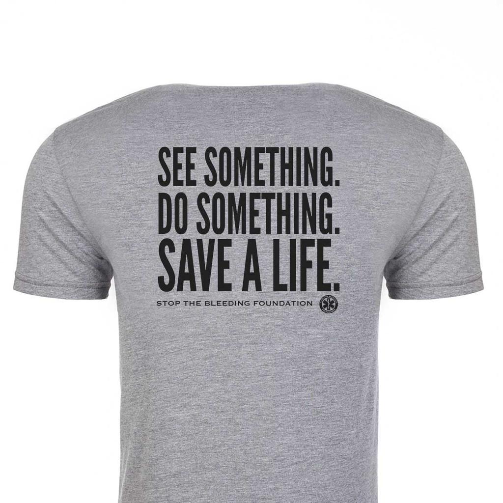 T-Shirt - Stop the Bleeding Foundation