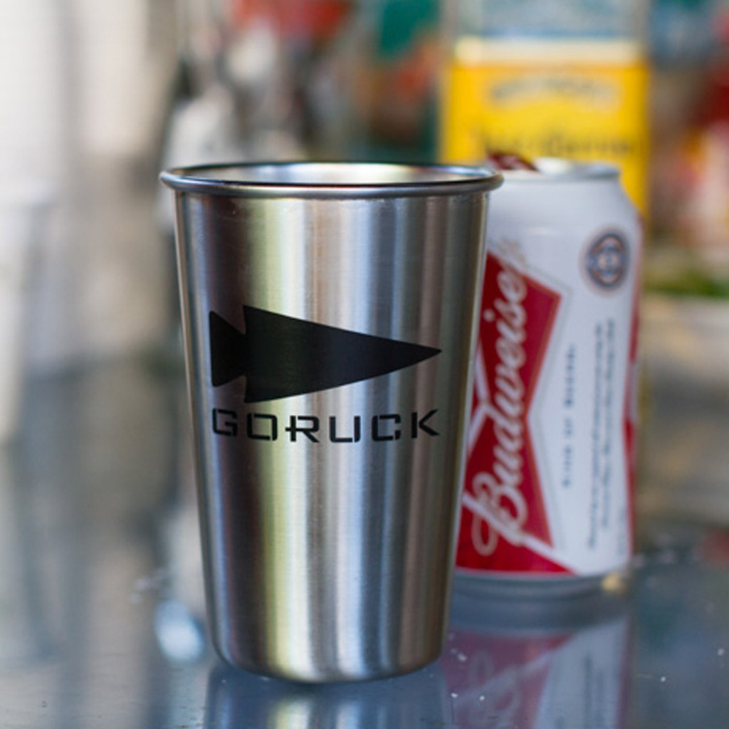 Stainless Steel Pint - GORUCK