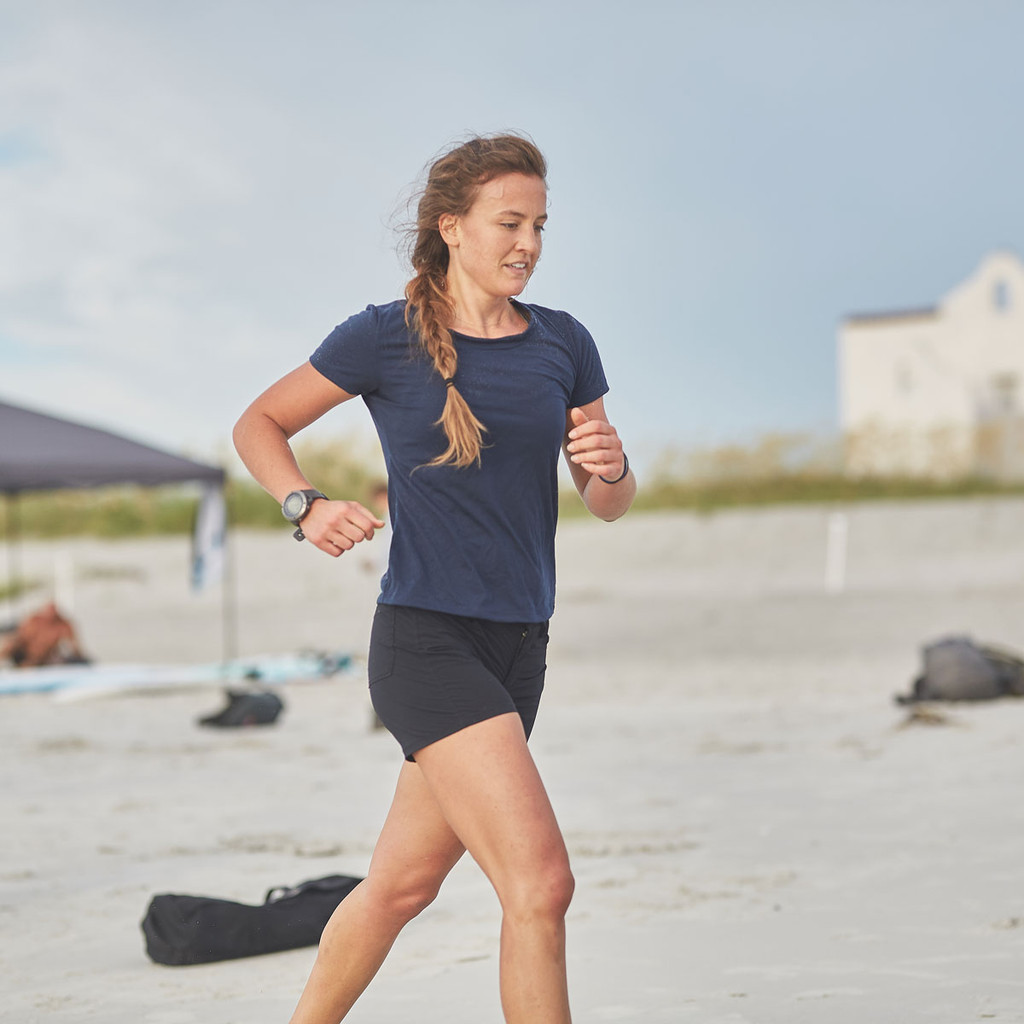 "Women's Simple Shorts - 5.0"""