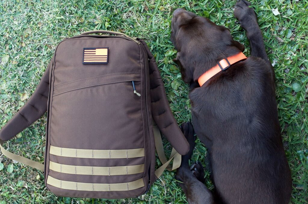 The Dog Behind Our Java Rucks