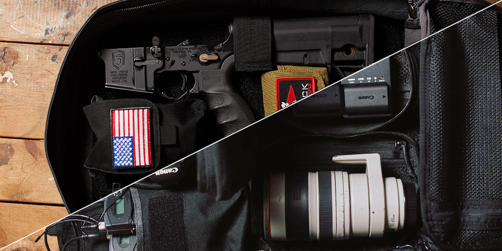 Shooter Rucks and Rule #1 Firearms Co.