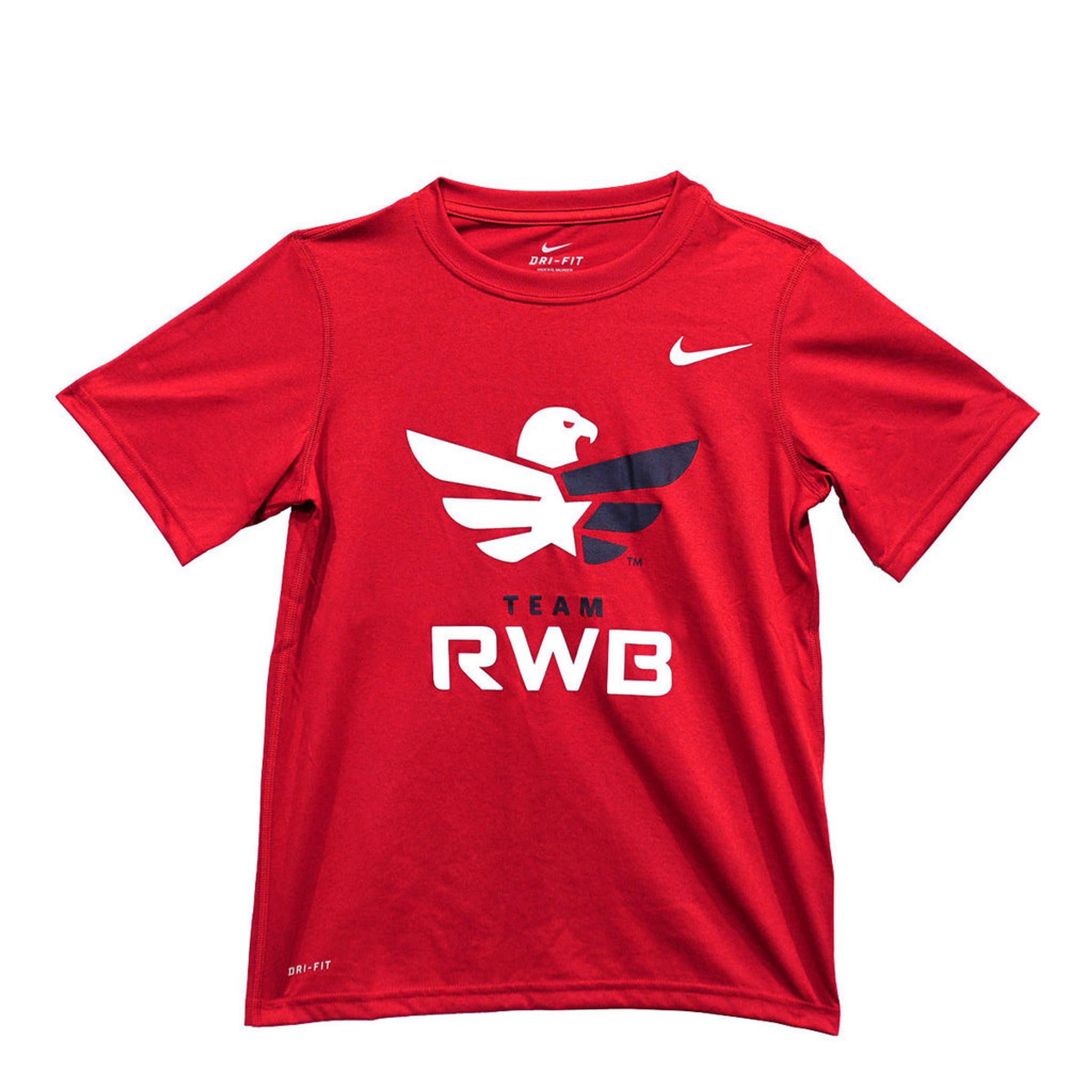 95b0fe81e Youth Performance Tee - Eagle (Nike) - GORUCK