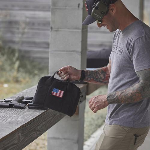 Pistol Rug
