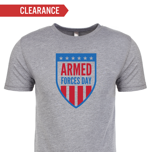T-shirt - Armed Forces Day