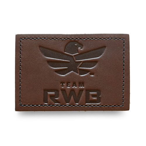 Leather Patch - Team RWB