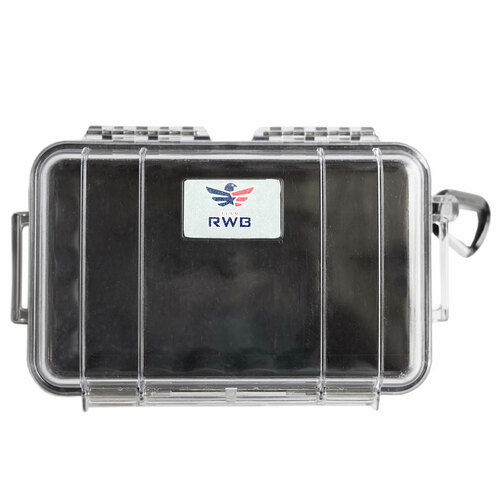 Pelican Case 1040 - Team RWB