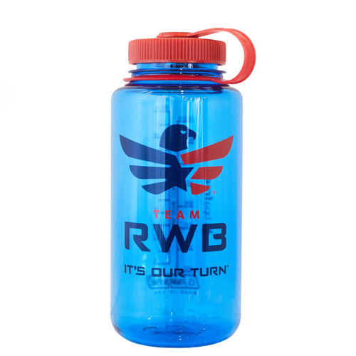 Water Bottle - Team RWB