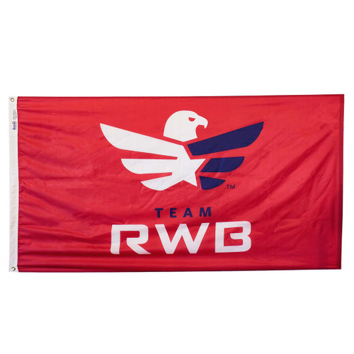 Flag - Nylon Team RWB