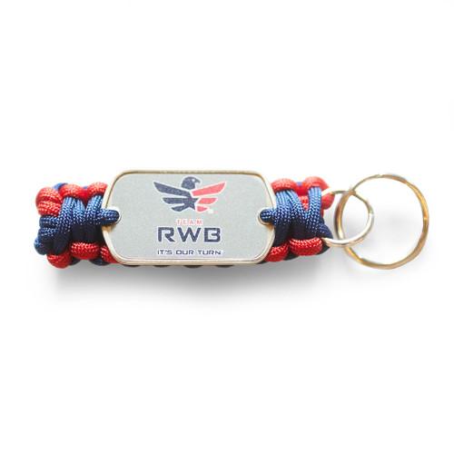 Key Fob - Team RWB