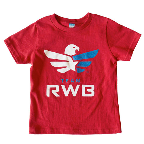 Toddler Tee - Team RWB