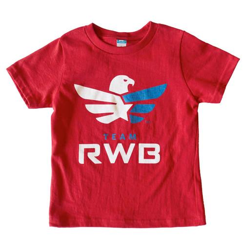 Toddler Tee - Team RWB